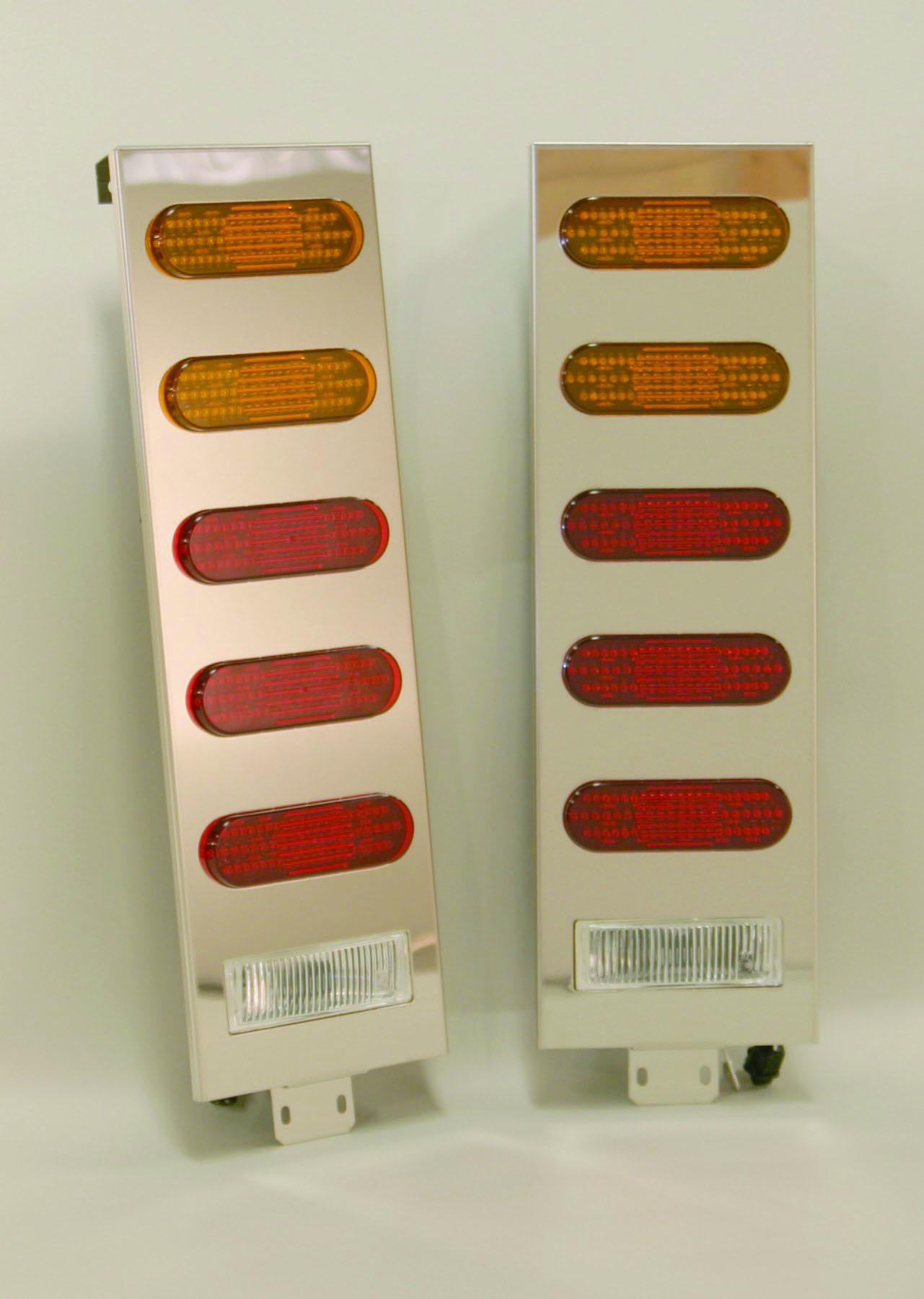Prevost Custom Parts