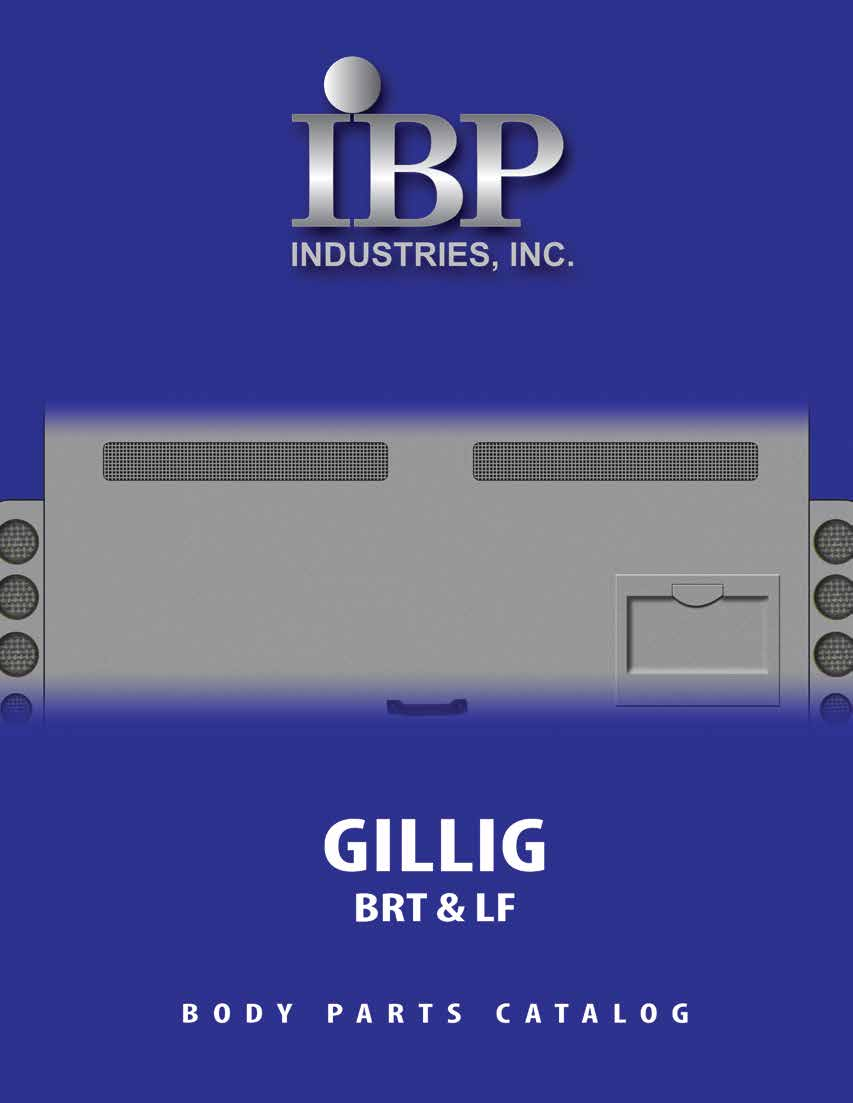 Gillig BRT & LF