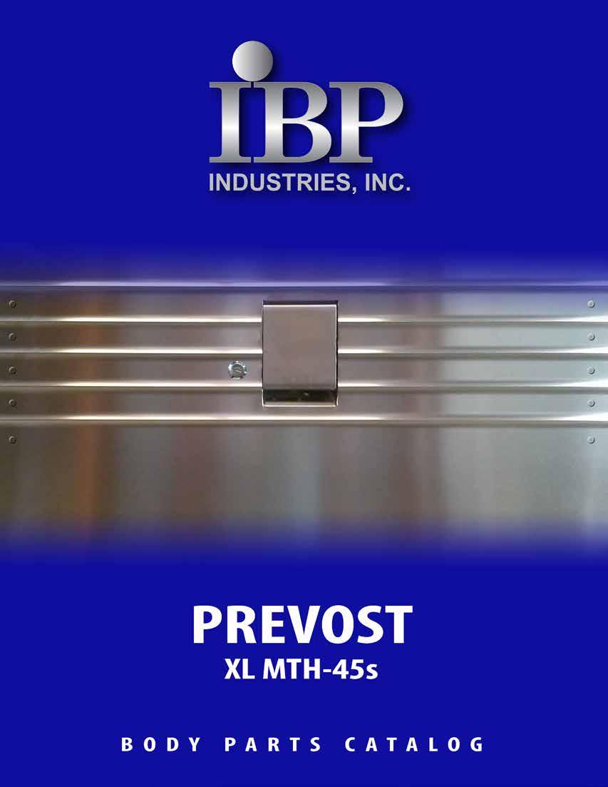 Prevost XL MTH-45s